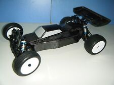 TEAM ASSOCIATED B6 B6D REAL CARBON FIBER BODY BY FINAL EVOLUTION 1/10