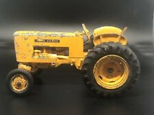 John Deere Industrial 440 Yellow Toy Tractor Die Cast 1959 Ertl 1/16 Scale