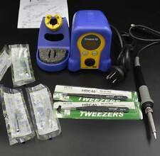 HAKKO FX-888D 70W 110V-120V 50-60HZ Repair Electronic LCD Soldering Station Iron