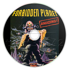 Forbidden Planet (1956) Action, Adventure, Sci-Fi Movie / Film on DVD