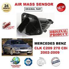 Pour Mercedes Benz CLK C209 270 CDI 2002-2009 Air Massique Capteur 5 Broche * /