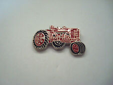 Vintage FARMALL TRACTOR  Hat Pin Lapel Pin