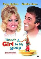 THERE'S A GIRL IN MY SOUP (1970 Peter Sellers) -  Region Free DVD - Sealed