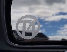 VW TRANSPORTER T4 Stickers Mirror Glass, Conversion, Camper, Euro
