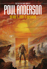 1st,2 signatures(auth,int)Collected Short Works Poul Anderson 5:Door to Anywhere