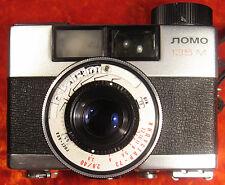 Camera Lomo135M Spring Motor Drive Journalist Soviet USSR Russian 35mm Working!