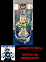 Disney Toy Story Buzz Lightyear bobblehead Doll figure - Rare
