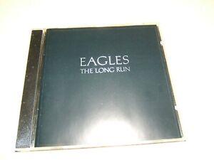 EAGLES : THE LONG RUN   CD ALBUM ASYLUM