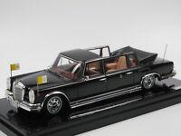 Mercedes Benz Citan Klasse Kastenwagen 415 1:43 Amarenarot Pauls Model Art