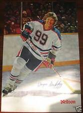 1982 Wayne Gretzky Neilson's Mail-In Redemption Poster