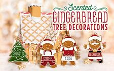 History and Heraldry Gingerbread Tree Decorations Blank, Relations, A - H