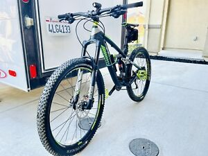 2014 Trek Remedy 7 27.5/650b Mountain Bike Full Suspension Fox Shocks Medium