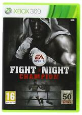Microsoft Xbox 360 Game Fight Night Champion Boxing New