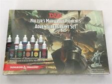 * D&D Dungeons & Dragons Nolzur's Marvelous Pigments Adventurers Paint Set 75001