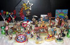 Ron Lee Collection Lot ~ Emmett the Clown ~ Sculptures (27 Pcs) ~ Signed w/ COAs