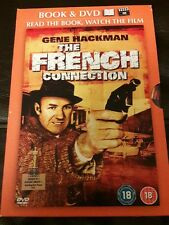 French Connection DVD & Book (DVD, 2005) Robin Moore