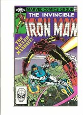The Invincible Iron Man #156 VF 8.0 1981 Marvel See my store