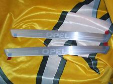 OPEL Einstiegsverkleidung Edelstahl-Look Astra-J Meriva-A Meriva-B Zafira A B C