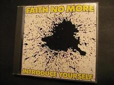 "Faith No More ""introduce Yourself"" - CD"