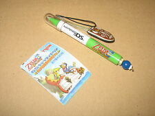The Legends of zelda touch pen with cleaning pad DS Nintendo 2007 (Bomb)
