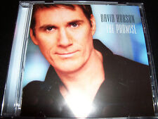 David Hobson The Promise CD - Like New