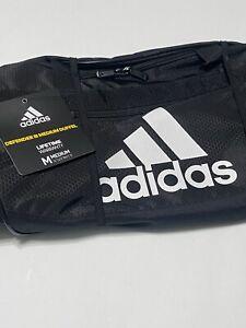 Adidas Defender III Medium Gym / Travel Duffel Bag NWT