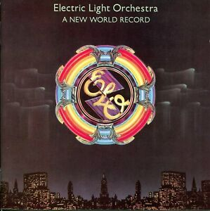 CD Electric Light Orchestra - A New World Record