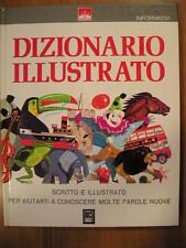 Lisi Fioruzzi DIZIONARIO ILLUSTRATO Topobiblo Topo biblo 1976
