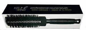"""KEUNE by ERGO Professional Ionic Ceramic Round Brush 43mm / 2 1/4"""" - Brand New"""