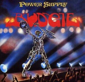 Budgie - Power Supply (NEW CD)