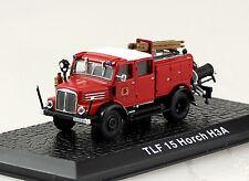 Horch H3A TLF 15 Feuerwehr De Agostini 1:72 Modellauto