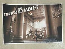 The Untouchables by Philippe Poirier print poster not Mondo