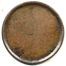 Blank Planchet Stage II Large Cent