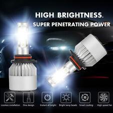 9005 HB3 9145 9140 H10 1850W 277500LM LED Fog Light Kit 6000K White Headlight