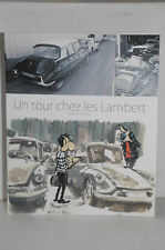 """livret """" UN TOUR CHEZ LES LAMBERT"""" par JOUB & NICOBY +  10 cartes postales"""