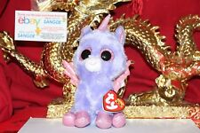 """TY BEANIE BOOS ATHENA THE UNICORN.6"""".CLAIRE'S EXCLUSIVE.2017.MWNMT.NICE GIFT"""