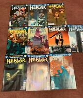 Hellblazer DC Rebirth lot of (10)  #3, 7 ,7b, 8, 9,9b , 11, 13, 14, 15 SEE PICS