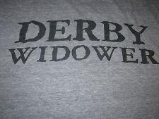DERBY WIDOWER ATLANTA DERBY GIRLS TEE SHIRT ROLLER DERBY LARGE PAPER THIN