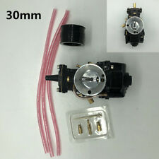 High Quality 30mm Motorcycle Carburetor With Main Jets Kit Racing Parts For Carb