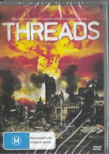 THREADS - THE MOVIE THAT SHOOK THE WORLD! - DVD - FREE LOCAL POST