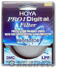HOYA 52mm Pro1 D Digital Clear Protector Filter ( LPF DMC) Made In Japan 52 mm