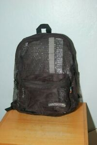 RARE Outdoor Products Mesh Backpack Black