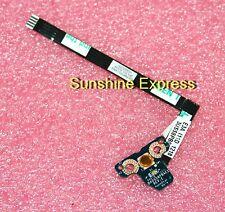 New OEM Dell XPS 15z L511z Power Button Board DA0SS8PBAE1 w/ Cable P6JTT