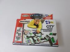 Matchbox City Puzzle With  POLICE CAR    NEW IN PACKAGE  Mattel Wheels