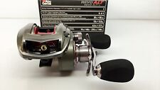 ABU GARCIA REVO ALT-L ALT L Left Baitcasting Reel Free & Chemical Light