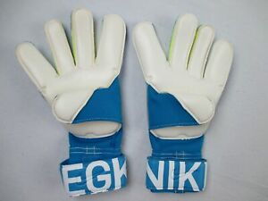 Nike Gloves - Other Men's Blue/Beige Goalkeeper New without Tags