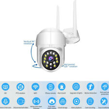 1080P HD WIFI IP Wireless Camera Outdoor PTZ CCTV HD Home Smart Security IR Cam