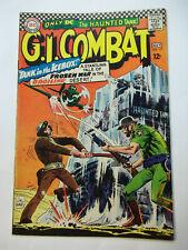 GI COMBAT  #117  (1966)   7.0 FN/VF