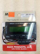 MPI MAXX #MX8260 ON BOARD/HAND HELD DIGITAL BATTERY MONITOR W/MEMORY     NIB
