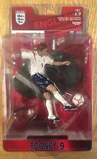 Nuevo FT Champs Inglaterra Fútbol Articulado Figura Wayne Rooney #9 (2005)